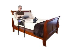 Independence Bed Table and Safety Rail by Stander