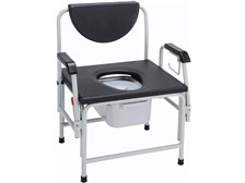 Extra Large Bariatric Drop Arm Commode from Drive