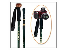 LEKI® SIERRA AS Antishock Trekking Pole with Camera Mount