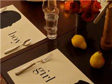 Plat du Jour: Paper Placemats by the Pad