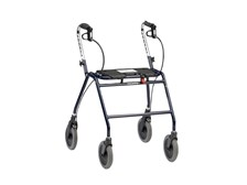 Dolomite Maxi+ Rollator with Backrest