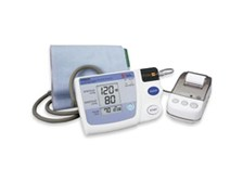 Omron HEM-705CP Blood Pressure Monitor with Printer