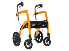 the ROLLZ® Motion Combination Rollator & Transport Chair