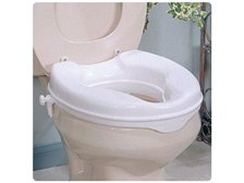 Savanah Raised Toilet Seat AA2114Y