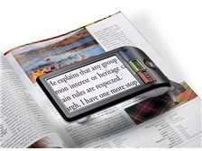 SmartLux Digital Hand-held Video Magnifier by Eschenbach