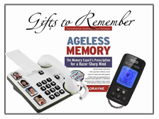 Gifts to enhance memory