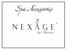 Nexage spa accessories