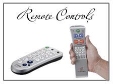 Remote control for television and other devices
