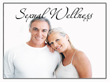 Sexual wellness Products for aging seniors and boomers
