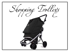 shopping trolleys and bags