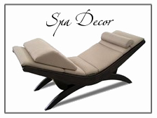 Spa Decor and Furnishings