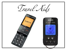 Travel Aids for Aging Adults