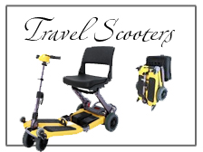 travel scooters, folding scooters, portable scooters,