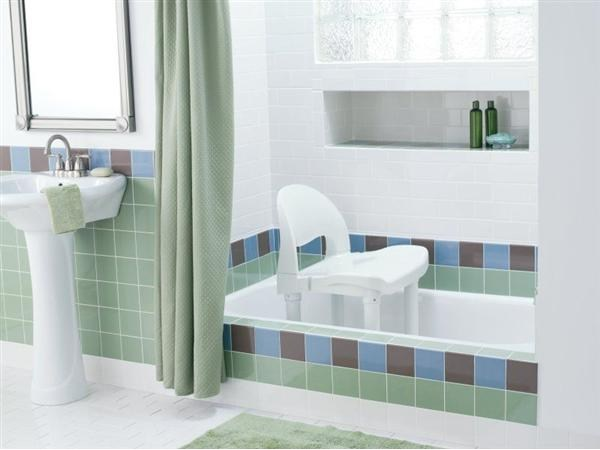 NEW Moen® Tool-Free Shower Chair