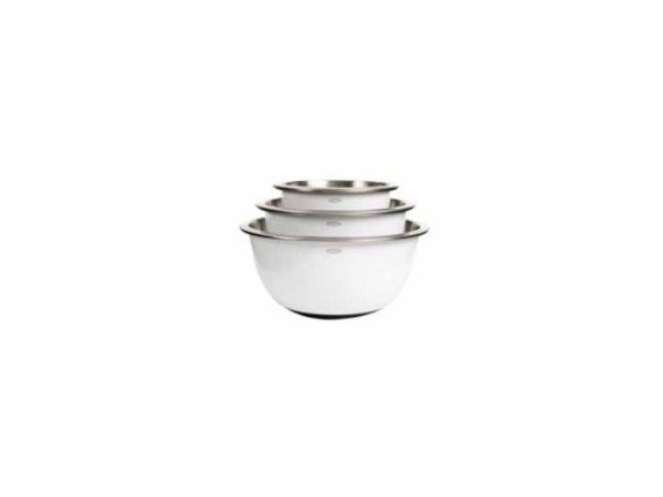 OXO GOOD GRIPs® Stainless Non-Slip Mixing Bowls Set