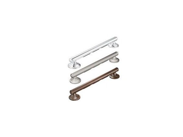 "Moen® 16"" Designer Elegance Grab Bar Bath Safety Rail"