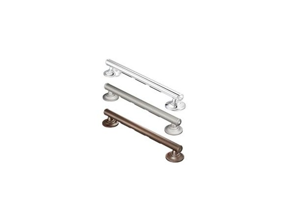 "Moen® 24"" Designer Elegance Grab Bar Bath Safety Rail"
