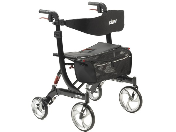 NITRO HD Large Rollator