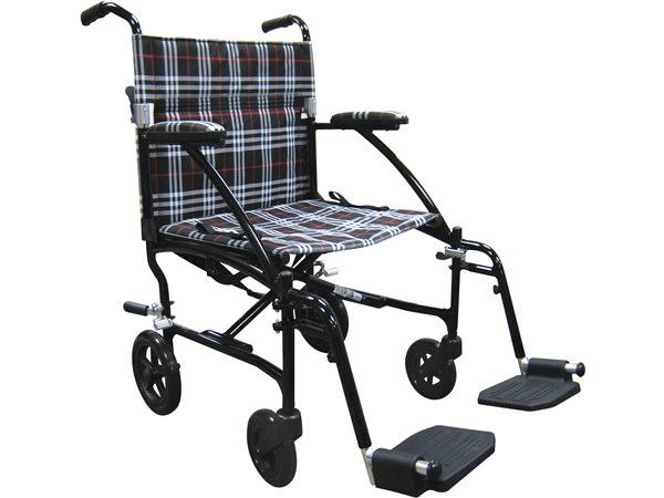 Fly-Lite Transport Chair by Drive Medical