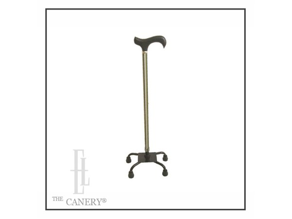 Huntington Quad Cane by Switch Sticks
