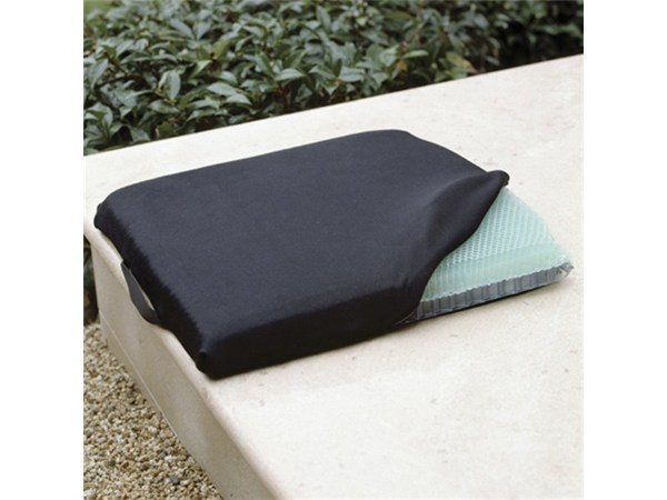 Silver Seat Cushion With Stimulite By Supracor Elderluxe
