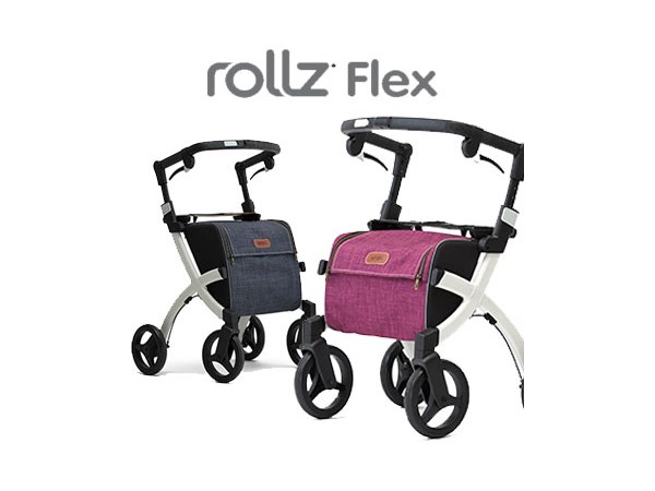 NEW Rollz Flex: Walk 'til you Shop!