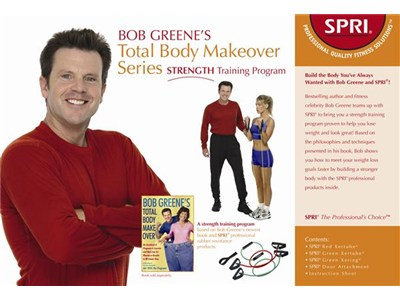 Bob Green Total Body Makeover Combo Kit