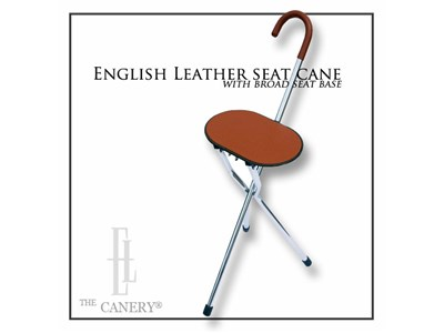 English Leather Broad seat cane