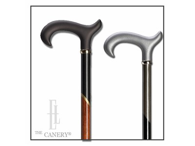 Ladies Soft Touch Derby Cane