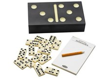Boneyard Dominoes game box
