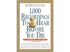 1,000 Recordings to Hear before You Die by Tom Moon