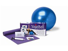 Yoga on the Ball Yoga Ball set from SPRI®
