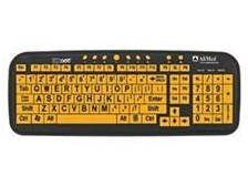 The EZView EZSee Computer Keyboard