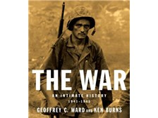 "Ken Burns' ""The War: An Intimate History, 1941-1945 "" in Hardcover"