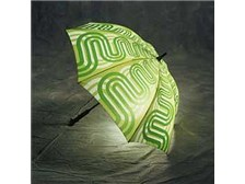 Slow Flow Pattern Lighted Umbrella