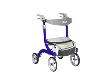 Nitro DLX Rollator from Drive Medical
