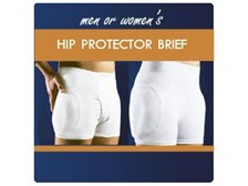 Safehip Soft Hip Protector Padded Brief