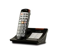 Serene Innovations CL-30 Talking Amplified Cordless Phone with Emergency Button