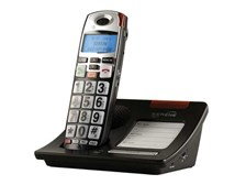 Serene Innovations CL-60 Talking Amplified Cordless Phone