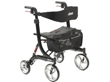 Nitro HD Bariatric Rollator from Drive Medical
