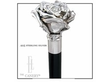 .925 Silver Rose American Beauty