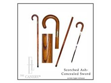 Authentic Concealed Sword Cane