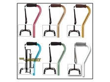 Quad Cane in choice of Color, Small or Large Base
