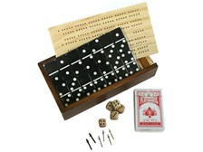 Dominoes and More Games from Wood Expressions