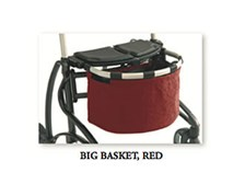 Dolomite Jazz Big Basket option: Red