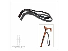 Genuine Leather cane strap