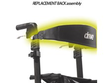 Replacement Back Assembly