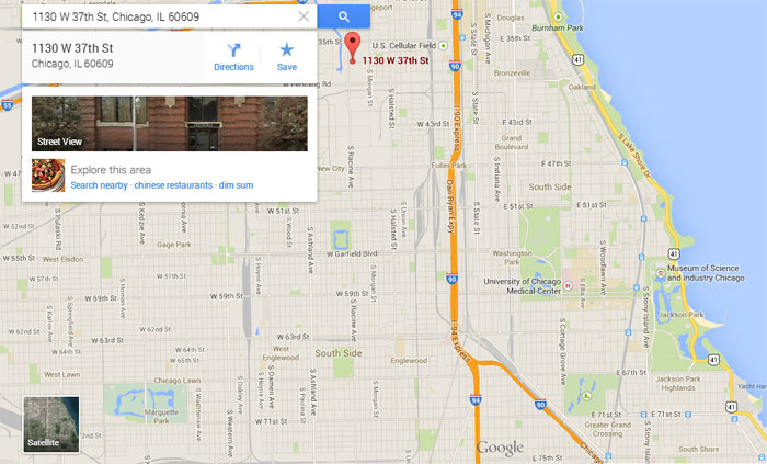 chicago-google-map